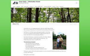Crow Calls Chickadees Circle
